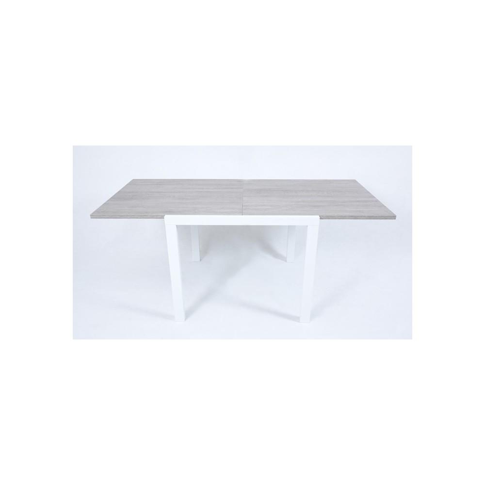 Tavolo struttura in legno e piano in melaminico. Korallo