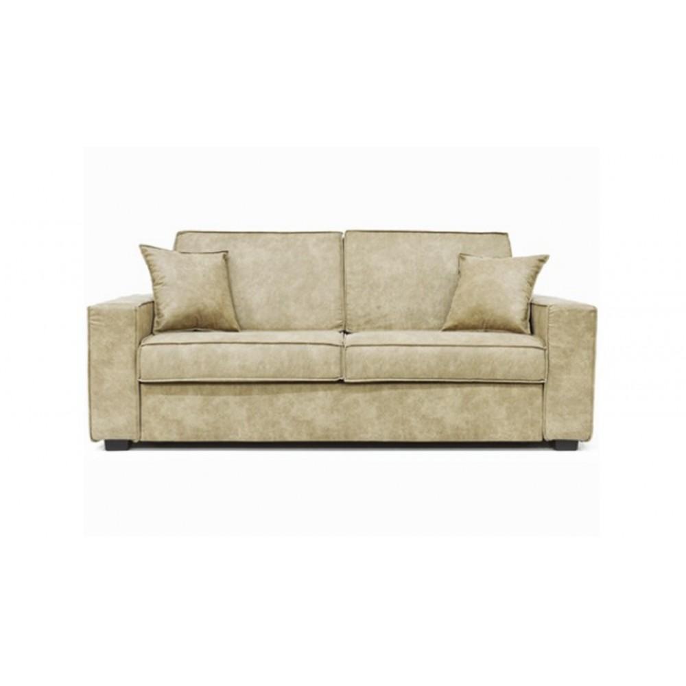 Affare divano 2 posti sfoderabile con struttura in legno florian - Divano ikea con struttura in legno ...