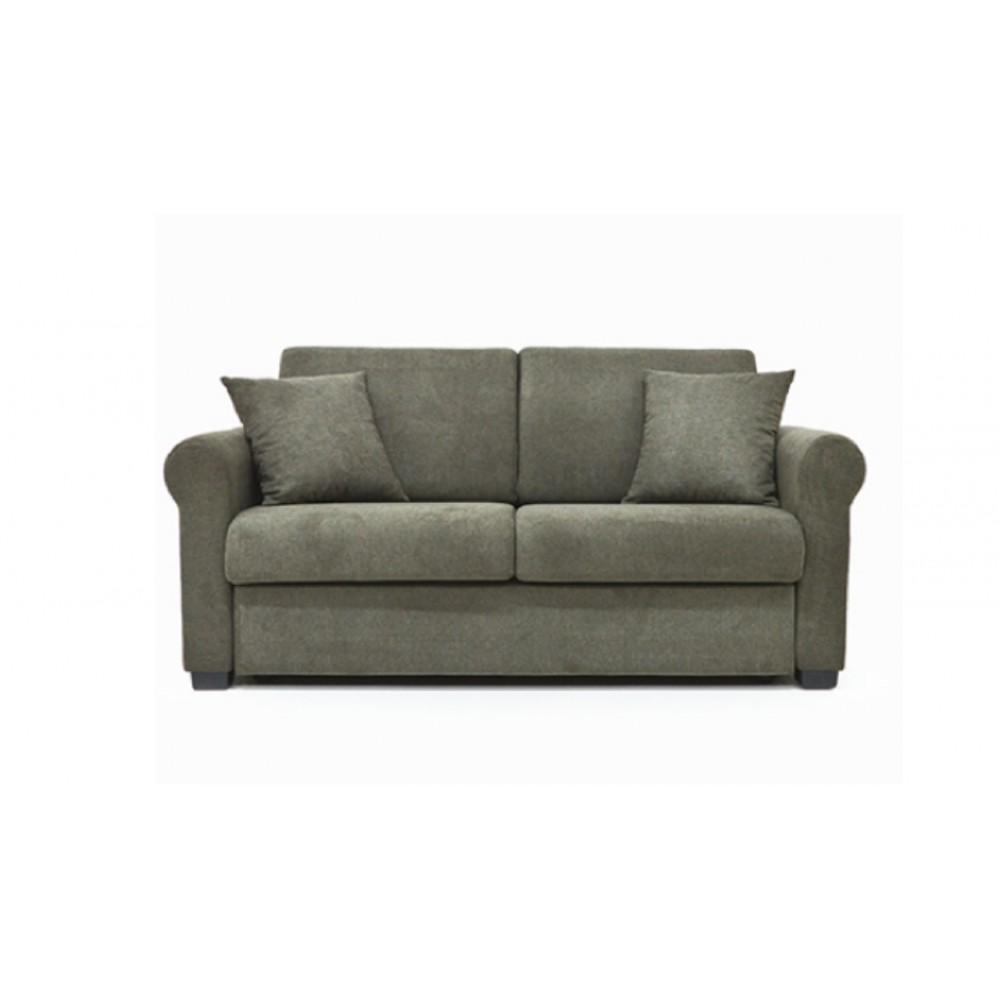 Affare divano 2 posti sfoderabile con struttura in legno palermo - Divano ikea con struttura in legno ...
