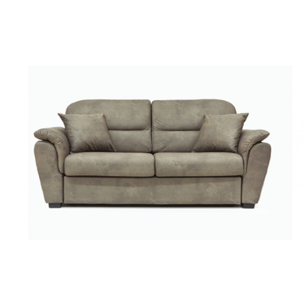 Affare divano sfoderabile con struttura in legno gran confort - Divano ikea con struttura in legno ...