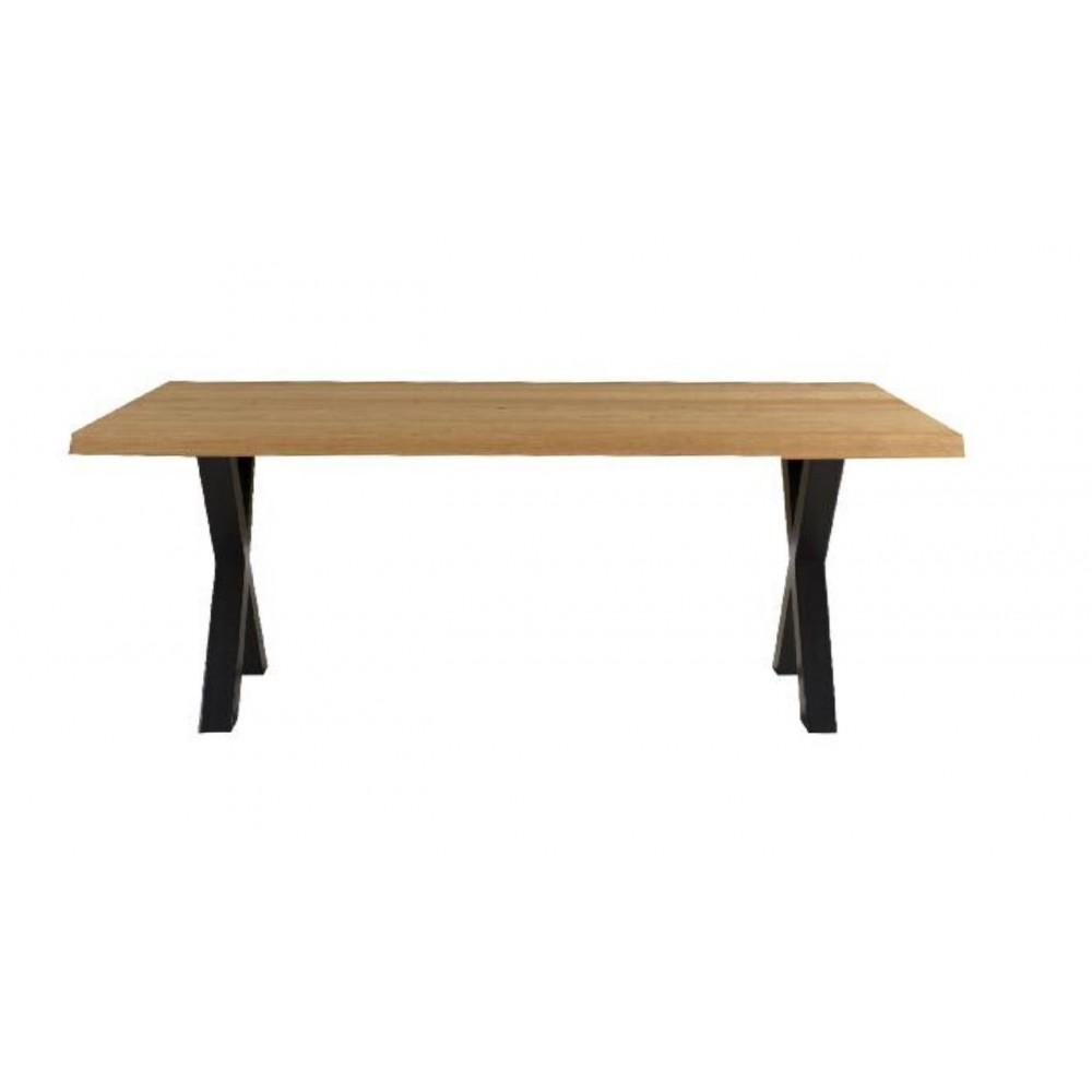 Tavolo in legno 200 x 100 cm. Ciclope