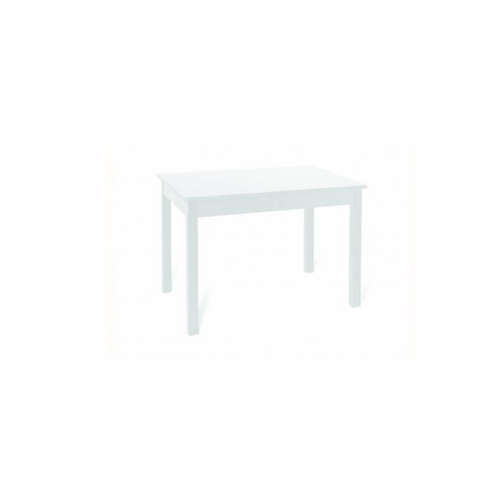 Tavolo fisso bianco larice 70x110 FIRENZE