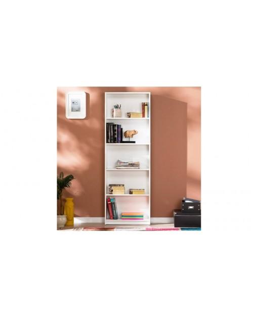 Libreria 5 scomparti 58 x170x23 cm