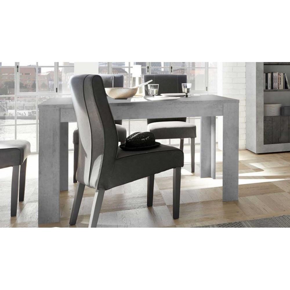 Roxanne tavolo allungabile beton