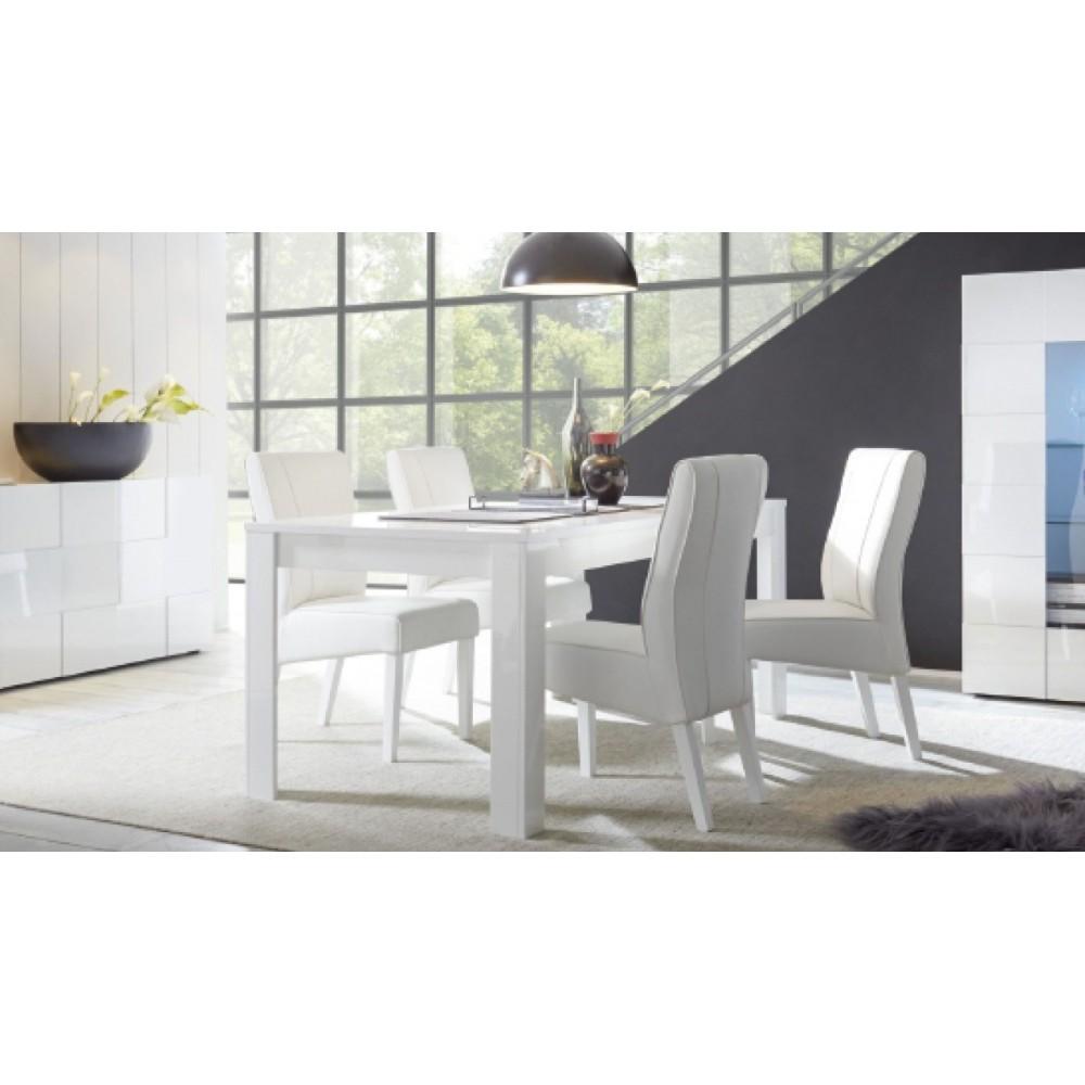 Tavolo allungabile Artica bianco