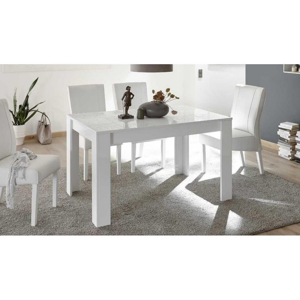 Tavolo allungabile bianco Jasna