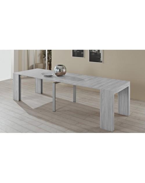 Consolle tavolo allungabile Audace beton