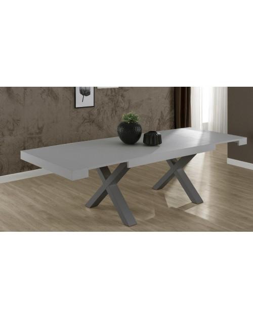 Tavolo allungabile beton 180x100  Gondar