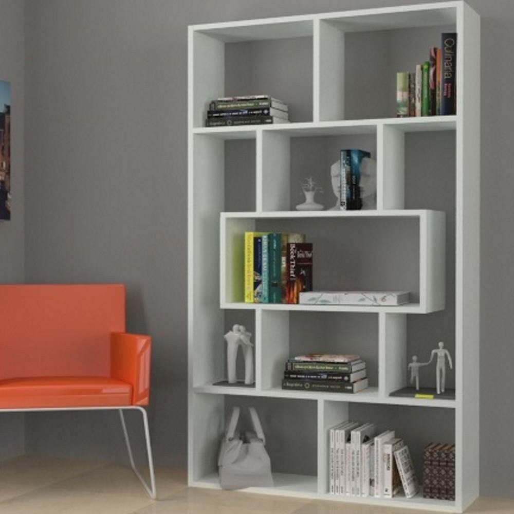 Libreria bianca 90x30x170H cm. Face