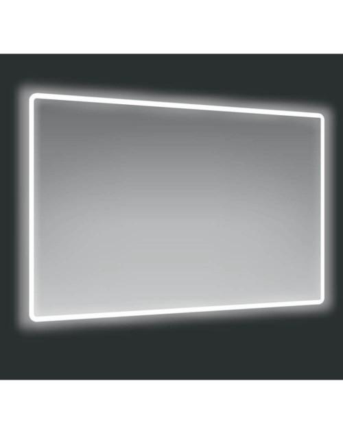 Specchio 90x75 cm. con cornice LED Victoria