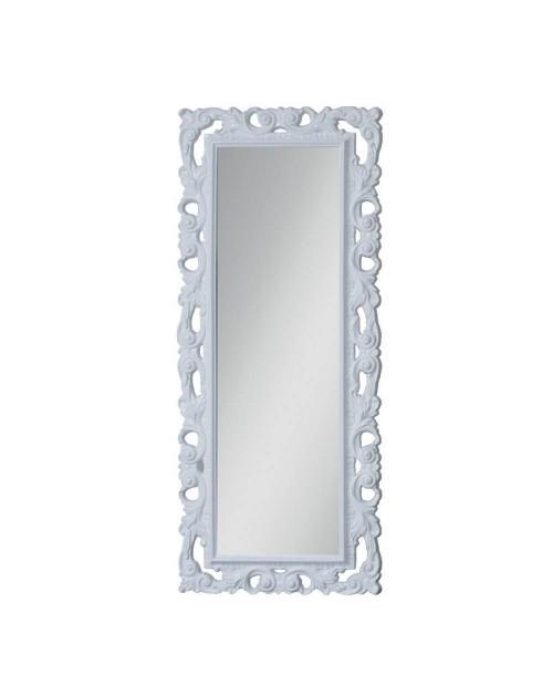 Specchiera 80x200 cm. bianca Anna